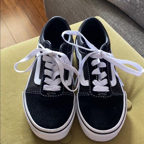 Vans Shoes   Never Worn Boys Size 11